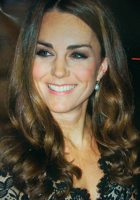 HRH The Duchess of Cambridge  Just Beautiful!