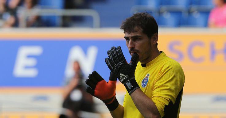 @Porto Iker Casillas #9ine