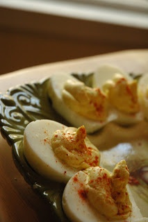 The Perfect Party Food - Deviled Eggs