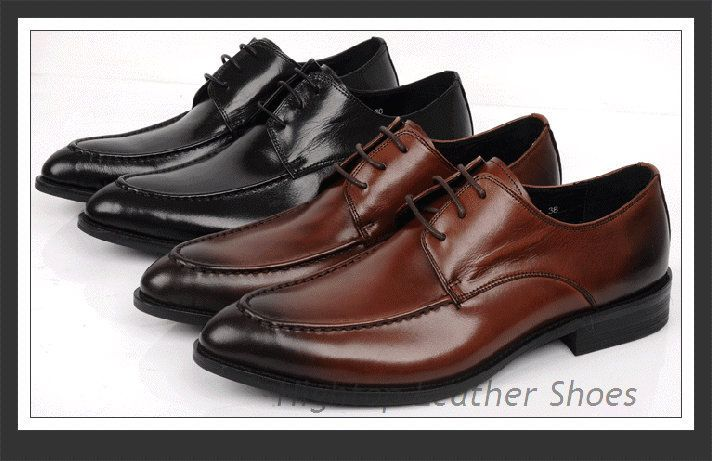 Free shipping Hightop new 2014 fashion men business dress shoes, men's formal shoes, men shoes oxford,Italy luxury shoes 38-45 $356.00