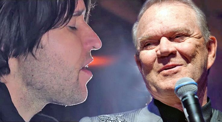 Glen Campbell's Son Sings Powerful Song To Ailing Father (Heartbreaking!)