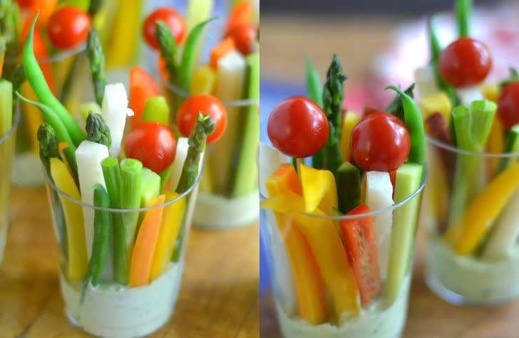 finger food recipes elegant
