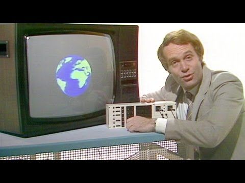BBC - Future - The future of 3D computer graphics... from 1982
