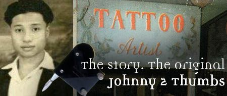 Johnny Two Thumbs Tattoo Studio#johnnytwothumbssingapore #johnnytwothumbs #sumithradebi