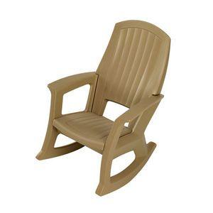 Semco Plastic Patio Rocking Chair Mills Fleet Farm