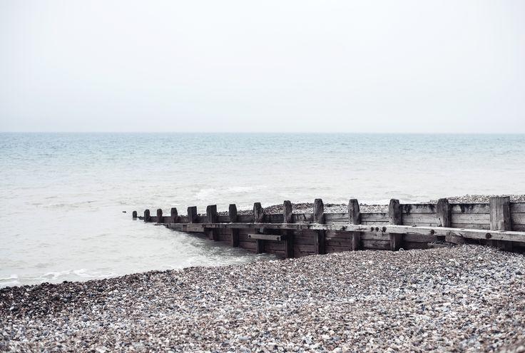 Worthing #1 | The Minimalist Beach | Moonlight Bohemian