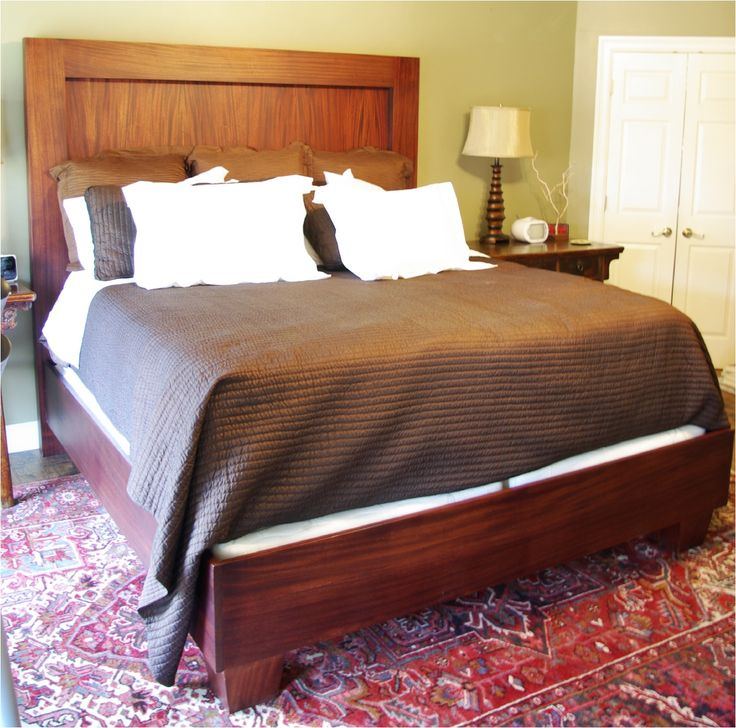 Best 1000 Images About Custom Wood Bed Ideas On Pinterest 400 x 300