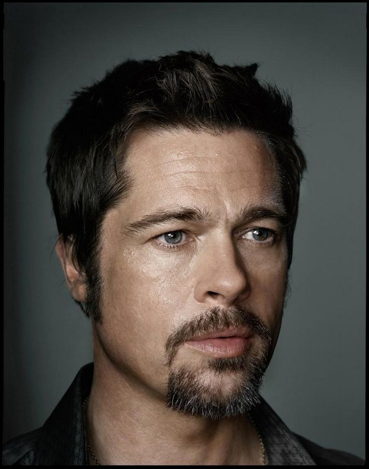Brad Pitt, Dan WInters - 50 Famous Portrait Photographers You Need to See