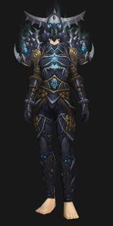 Conqueror's Scourgestalker Battlegear - Transmog Set - World of Warcraft