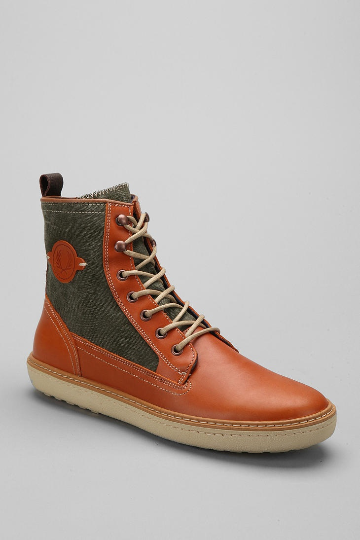 Fred Perry Driscoll Boot  #UrbanOutfitters