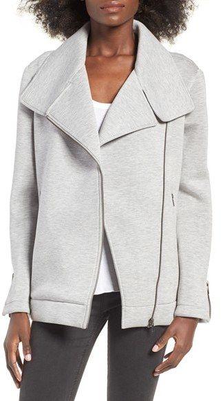 Women's Leith Scuba Jacket