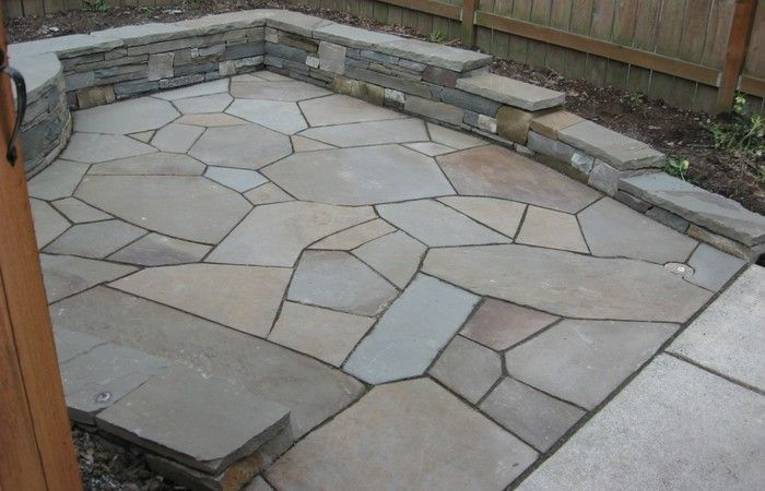 Flagstone Patio Pictures How To Install Flagstone Patio With Mortar Flagstone Patio Cost Dry Laid Bluestone Patio Flagstone Patio Design Flagstone Patio