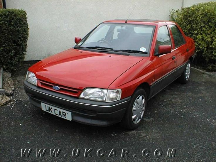 Ford Orion 1.4LX ... Loved this car it was well appointed for its day with Velour seats etc