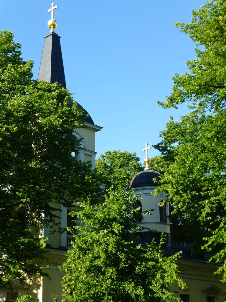 Orthodox Church (next to Bank of Finland)