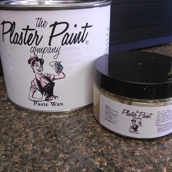 Plaster Paint Paste Wax, DIY Crafts, DIY Painting, Wood Wax, DIY Wedding