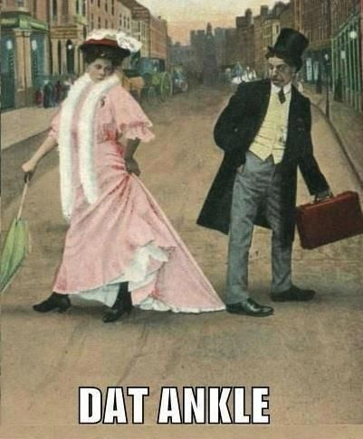 dat ankle meme funny pic picture lol