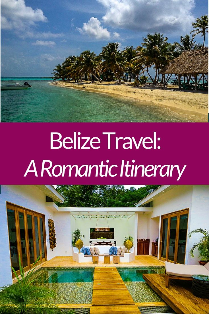Check out this Belize travel plan, as inspired by our honeymoon in this wonderful Central American country!