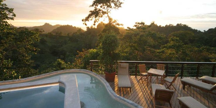 Gaia Hotel & Reserve: At Gaia Hotel & Reserve, jungle and ocean views are everywhere, from your suite to the pool.