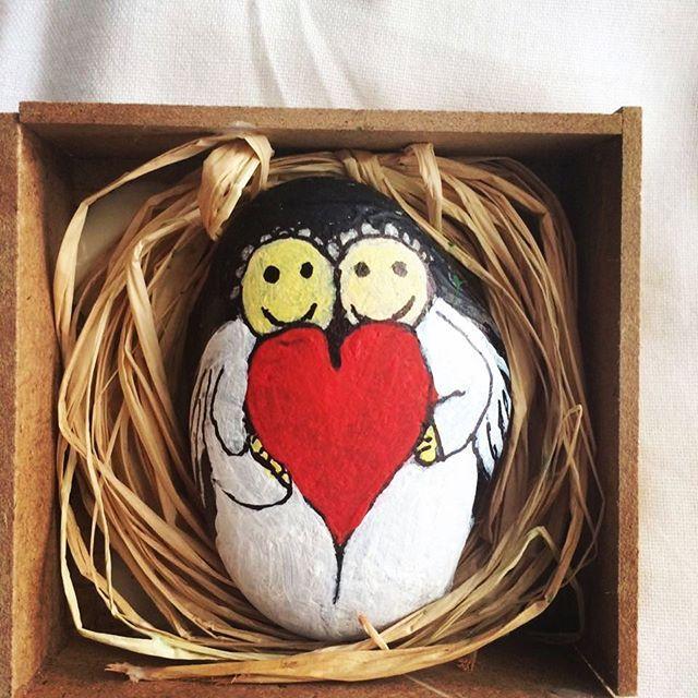 #angels#taşboyama#tas#taş#taşboyamasanatı#hediyelik#hediyelikeşya#dekoratiftaş