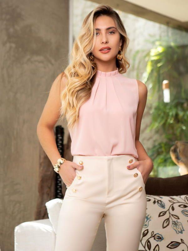 Pin em Modelos de blusas femininas