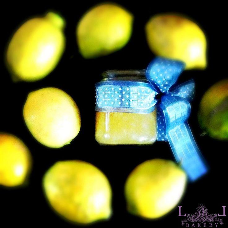 Mermelada de limon de la huerta!