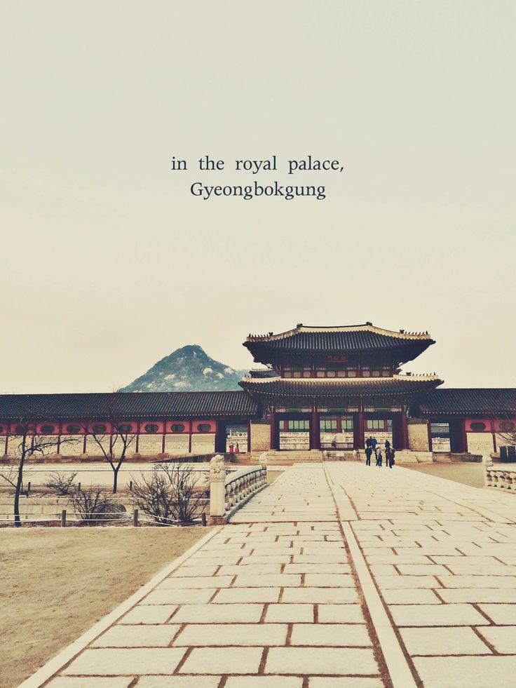 #6 Visit Gyeongbokgung, the royal palace of Joseon Dynasty in Seoul, Korea!