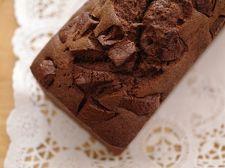 しっとりとろける、簡単おしゃれなダブルチョコレートパウンド by めろんぱんママ   レシピサイト「Nadia   ナディア」プロの料理を無料で検索