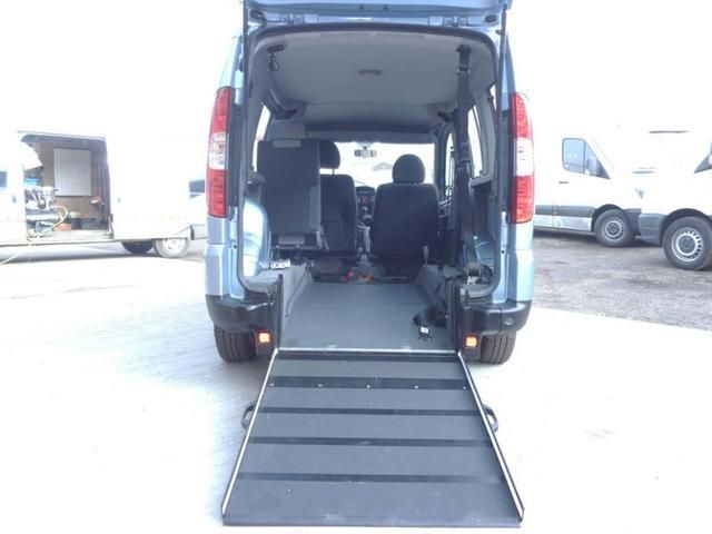 Fiat Doblo Dynamic Wheelchair Accessible vehicle 1.4 5dr