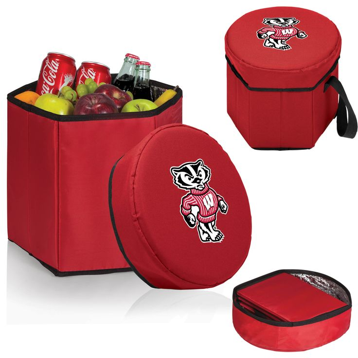 Bongo Cooler - University of Wisconsin Badgers