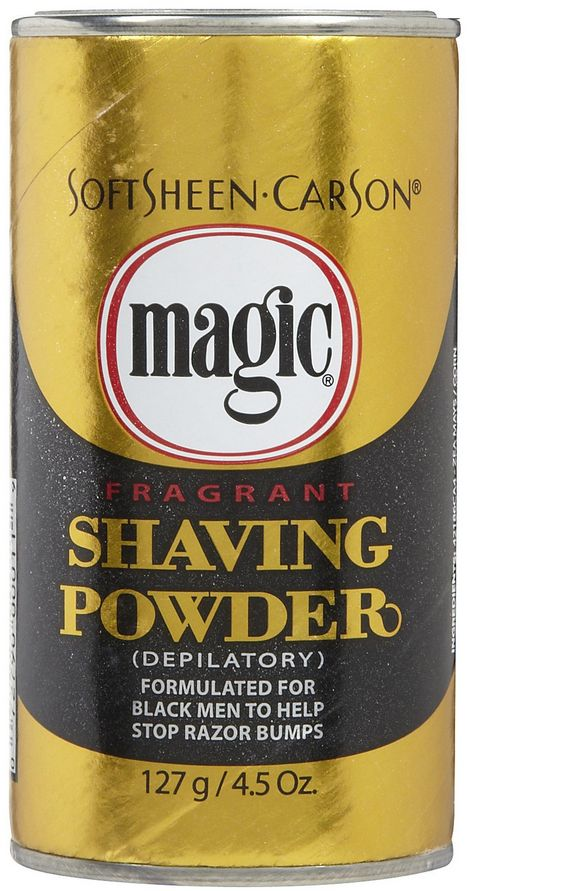 Magic Shave Shaving Powder Fragrant Gold 4.5oz | The Glamour Shop