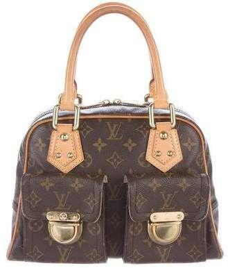 Louis Vuitton Monogram Manhattan PM.  Authentic Louis Vuitton Bags