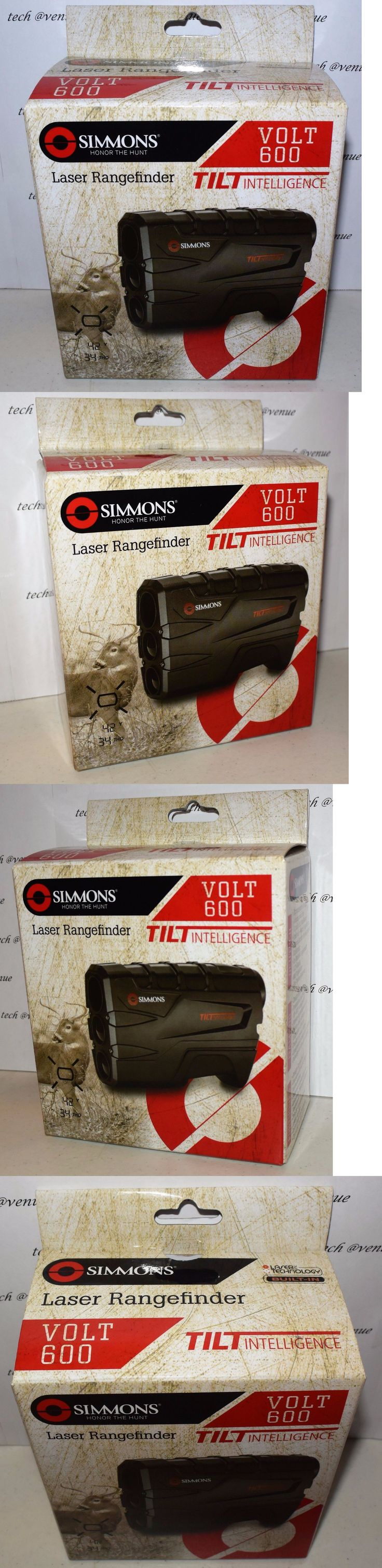 simmons volt 600 tilt. range finders 31712: simmons volt 600 laser rangefinder 801600t tilt intelligence new -\u003e buy it now only: $74.95 on ebay! | 31712 pinterest n