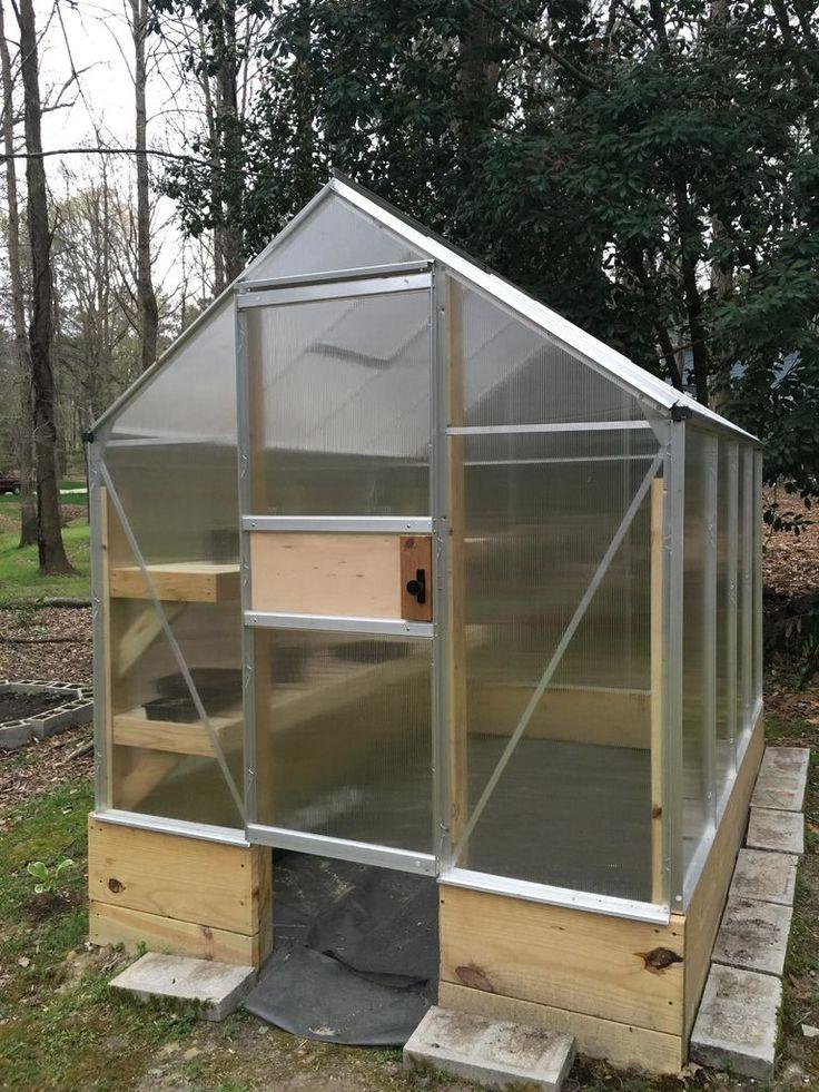 17 Beste Ideer Om Polycarbonate Greenhouse Panels P Pinterest