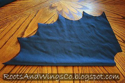 RootsAndWingsCo: Are you ready to get your Bat on?! ~Bat Cape Tutorial