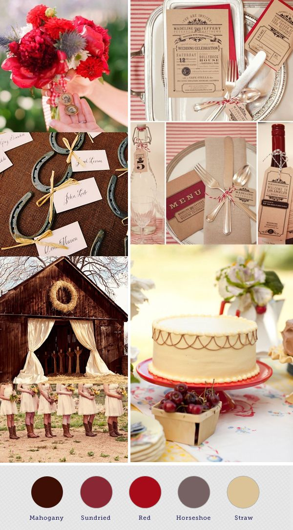 Country Chic Wedding | Country Chic | Inspiration - Annapolis Wedding Blog for the Maryland ...