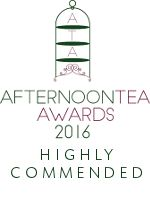 Afternoon Tea Awards 2016 - Highly Commended