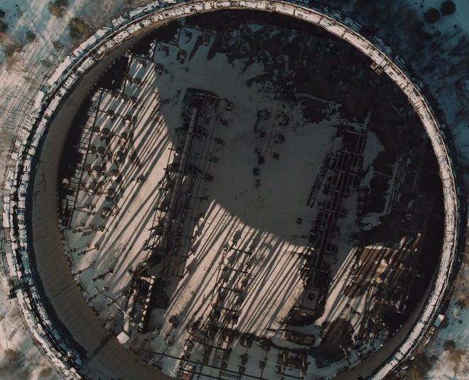 The Fallout By AeroCine voted Best Drone Video Of 2014 at the New York Drone Film Festival