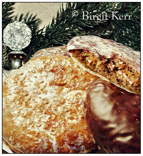 Authentic Nuremburg Elisen Lebkuchen, with very detailed and helpful instructions. I have been searching for a good, authentic German lebkuchen recipe, and this one looks perfect!