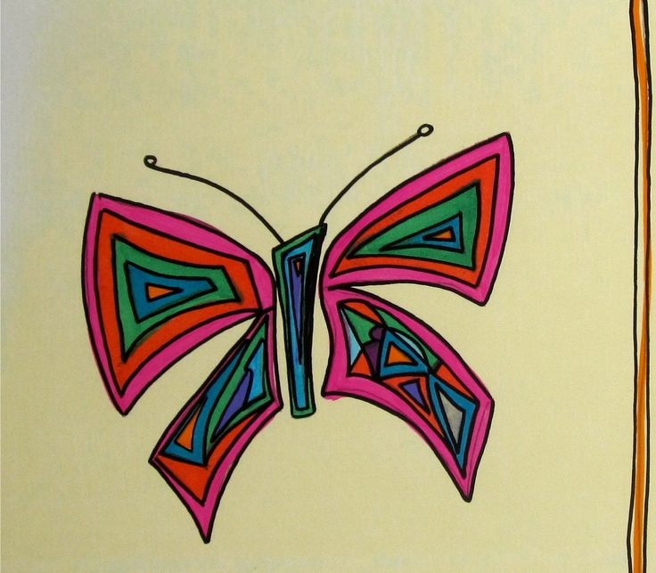 Turbo butterfly #art #painting #paintings #paint #penandink #watercolors #inspiration #turbo #turboshouse #zaquelinesouras #zsouras