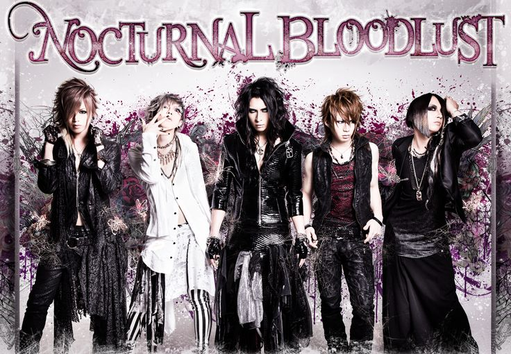 """nocturnal bloodlust // The song """"Sphere"""" is amazing"""