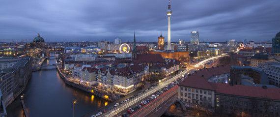 베를린 여행