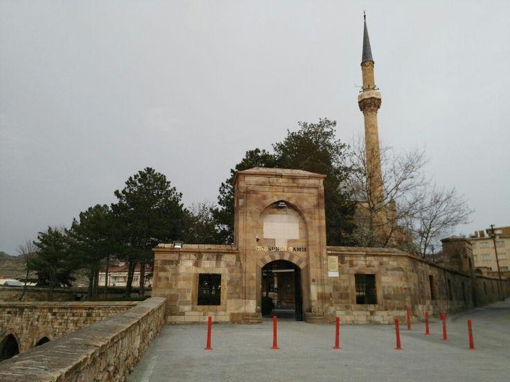 Kurşunlu Cami Nevşehir