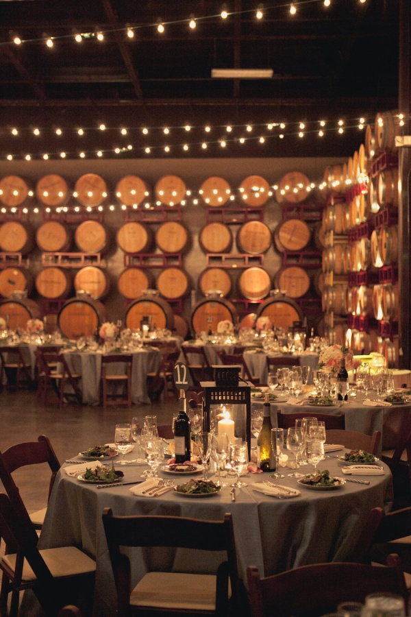 Livermore Wedding At Concannon Vineyard From Onelove Photography Winery Centerpiecesbrewery Receptionspeakeasy