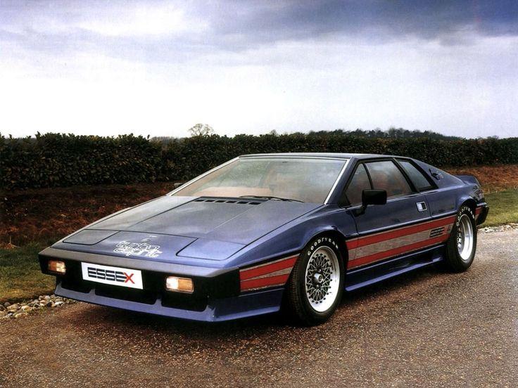 Lotus Esprit Turbo (Giugiario)