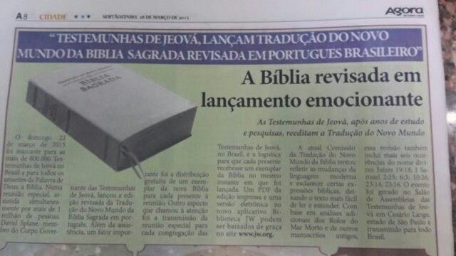 Eddie Nascimento - Jornalista - Jornal Agora …