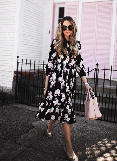 Universal combination with black color: 25 fresh ideas for the coming summer
