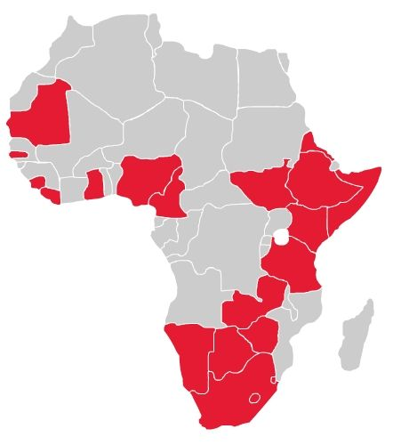 english language and african native language List of countries by spoken languages  south africa: spoken as minority,  see also new zealand english.