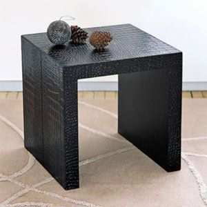 Good Questions: How To Make A Leather Covered End Table?