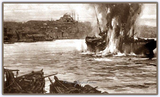 Çanakkale Savaşı (1915 - 1916) - Forum Gerçek
