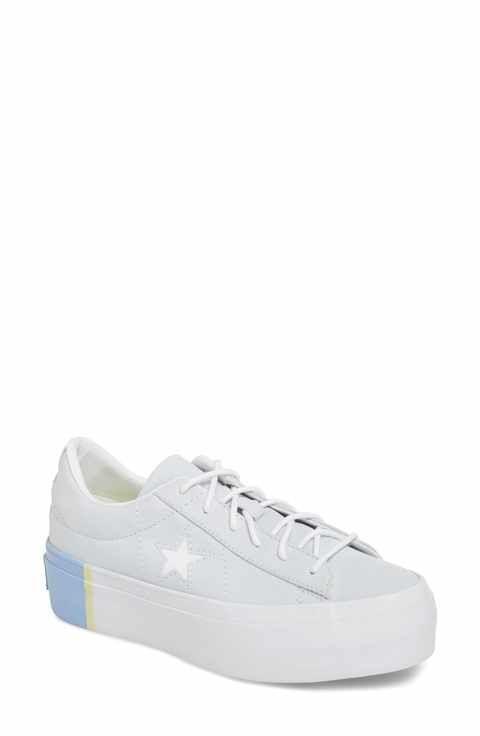 d9e4eb54610a17 Converse Chuck Taylor® All Star® One Star Platform Sneaker (Women ...